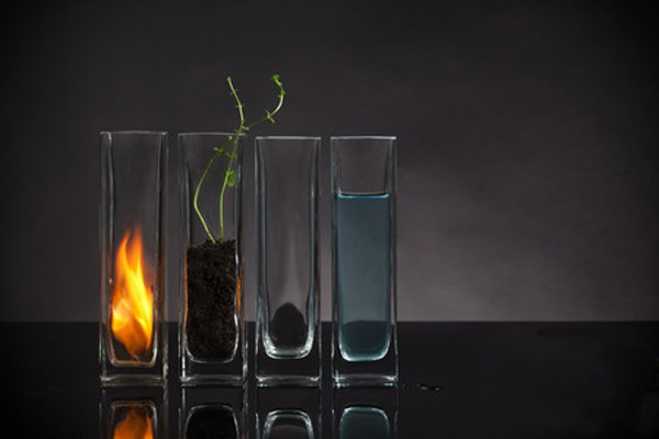 four elements quiz